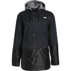 The North Face RAMBLER Kurtka snowboardowa black/zinc grey. Czarne kurtki narciarskie męskie The North Face, m, z materiału. W wyprzedaży za 524,30 zł.