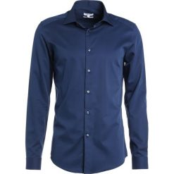 Koszule męskie na spinki: Reiss CONTROL SLIM FIT Koszula biznesowa navy