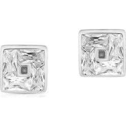 Piękne Kolczyki Srebrne - srebro 925, Cyrkonia - 2