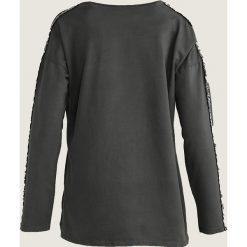 Bluzy damskie: Ciemnoszara Bluza Sparkle Line