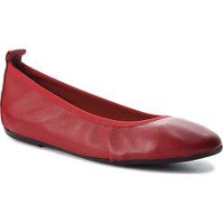 Baleriny SERGIO BARDI - Giavone SS127370518KD  108. Czerwone baleriny damskie lakierowane Sergio Bardi, z materiału. W wyprzedaży za 109,00 zł.