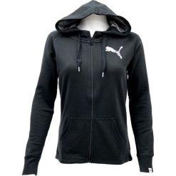 Bluzy damskie: Puma Bluza damska Fun AOP Sweat Jkt czarna r. M (838750-01)