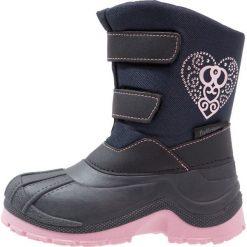 Fullstop. Śniegowce dark blue/rose. Szare buty zimowe damskie marki fullstop., z materiału. W wyprzedaży za 126,75 zł.