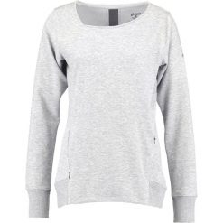 ASICS FUZEX  Koszulka sportowa mid grey heather. Szare topy sportowe damskie marki Asics, l, z materiału. W wyprzedaży za 174,30 zł.