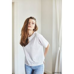 T-shirty damskie: AIMEE BIAŁY T-shirt