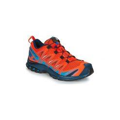 Buty do biegania Salomon  XA PRO 3D. Brązowe buty do biegania męskie marki Salomon. Za 512,10 zł.