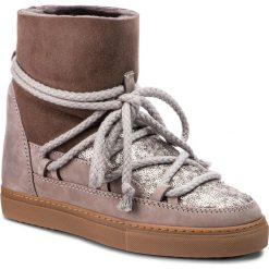 Buty INUIKII - Sneaker 70203-7 Sequin Grey. Czerwone buty zimowe damskie marki Reserved, na niskim obcasie. Za 1219,00 zł.