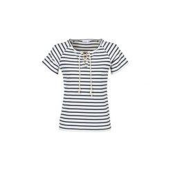 T-shirty z krótkim rękawem Moony Mood  GUEZINE. Białe t-shirty damskie Moony Mood, l. Za 71,20 zł.