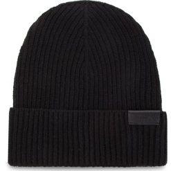 Akcesoria męskie: Czapka TRUSSARDI JEANS - Hat Knitted Ecoleather Logo 57Z00057 K299