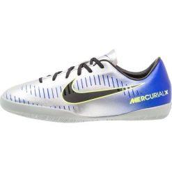 Nike Performance JR MERCURIAL X VICTORY 6 NJR IC Halówki racer blue/black/chrome/volt. Niebieskie buty sportowe męskie Nike Performance, z gumy. Za 229,00 zł.