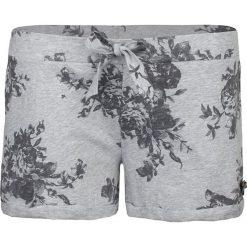 Piżamy damskie: Szorty piżamowe w kolorze szarym
