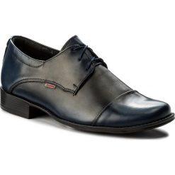 Półbuty ZARRO - 2073/05 D Florentic/Przecierka 1. Czarne buty wizytowe męskie Zarro, ze skóry. W wyprzedaży za 169,00 zł.