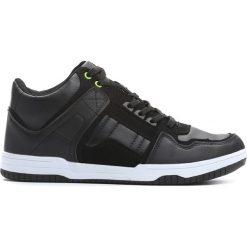 Czarno-Białe Buty Sportowe A Few Hours. Białe buty skate męskie Born2be, z materiału, na sznurówki. Za 69,99 zł.