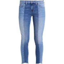 Mavi ADRIANA ANKLE Jeans Skinny Fit blue. Niebieskie rurki damskie Mavi. W wyprzedaży za 154,50 zł.
