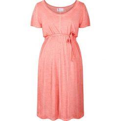 Sukienki: Sukienka w kolorze łososiowym