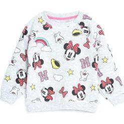 Odzież dziecięca: Jasnoszara Bluza Blossoming