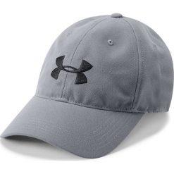 Under Armour Czapka męska Core Canvas Dad Cap szara (1310130-513). Brązowe czapki z daszkiem męskie Under Armour. Za 107,94 zł.