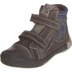 Sneakersy w kolorze szarym. Szare trampki chłopięce Zimowe obuwie dla dzieci. W wyprzedaży za 115,95 zł.