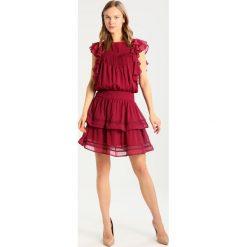 Sukienki hiszpanki: YAS YASHORA Sukienka letnia rhododendron