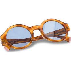 Okulary przeciwsłoneczne MARELLA - Indie 38010282  002. Szare okulary przeciwsłoneczne damskie lenonki marki ORAO. W wyprzedaży za 319,00 zł.