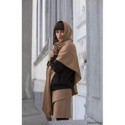 Apaszki damskie: Szalik HOODIE LOVER camel