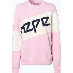 Bluzy damskie: Pepe Jeans - Damska bluza nierozpinana – Angela, różowy