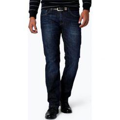Baldessarini - Jeansy męskie – Jack, niebieski. Niebieskie jeansy męskie z dziurami marki Baldessarini. Za 549,95 zł.