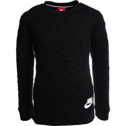 Nike Performance Bluza black/white. Czarne bluzy dziewczęce marki Nike Performance, z bawełny. W wyprzedaży za 142,35 zł.