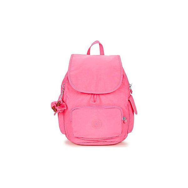 ecc5a74073afe Plecaki Kipling CITY PACK S - Różowe plecaki damskie Kipling. Za 258 ...