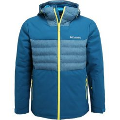 Columbia WHITE HORIZON HYBRID JACKET Kurtka narciarska phoenix blue/ dark compass. Niebieskie kurtki narciarskie męskie Columbia, m, z materiału. W wyprzedaży za 719,20 zł.