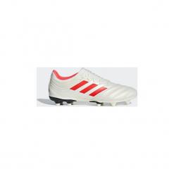Buty do piłki nożnej adidas  Buty Copa 19.3 FG. Białe halówki męskie marki Adidas, do piłki nożnej. Za 279,00 zł.