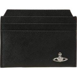 Vivienne Westwood NEW CREDIT Portfel black. Czarne portfele męskie Vivienne Westwood. W wyprzedaży za 255,20 zł.