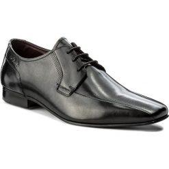 Półbuty CLARKS - Chilton Lace 203511747 Black Leather. Czarne półbuty skórzane męskie marki Clarks. W wyprzedaży za 199,00 zł.