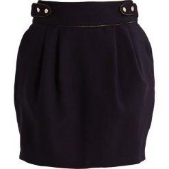 Sessun IRENA Spódnica bombka black. Czarne minispódniczki Sessun, z bawełny, bombki. W wyprzedaży za 345,95 zł.