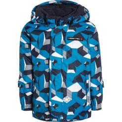LEGO Wear TEC JAXON 775  Kurtka zimowa dark turquise. Niebieskie kurtki chłopięce sportowe marki bonprix, z kapturem. W wyprzedaży za 377,10 zł.