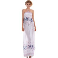 Sukienki hiszpanki: Sukienka – 20-8125D BIAN
