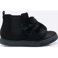 Answear - Buty. Czarne buty sportowe damskie ANSWEAR, z materiału. W wyprzedaży za 79,90 zł.