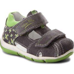 Sandały SUPERFIT - 2-00142-44 M Smoke Kombi. Szare sandały męskie skórzane marki Superfit. W wyprzedaży za 179,00 zł.