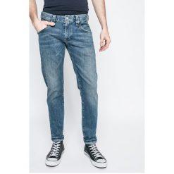 Pepe Jeans - Jeansy Zinc. Niebieskie jeansy męskie regular Pepe Jeans. W wyprzedaży za 269,90 zł.