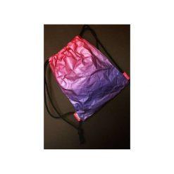 Plecak z Tyveku® OneOnes Backpack gradient. Białe plecaki damskie Oneones creative studio, w gradientowe wzory, z materiału. Za 139,00 zł.