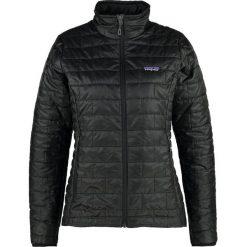 Bomberki damskie: Patagonia NANO PUFF Kurtka Outdoor black
