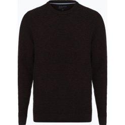 Nils Sundström - Sweter męski, czarny. Czarne swetry klasyczne męskie Nils Sundström, m, z bawełny. Za 179,95 zł.