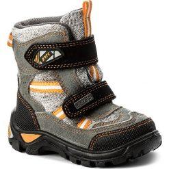 Buty zimowe chłopięce: Śniegowce BARTEK – 21931/98 Szary