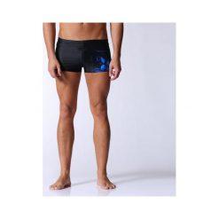 Spodenki Adidas I Tr Art Boxer (M30375). Czarne kąpielówki męskie Adidas, na jesień, z elastanu, sportowe. Za 50,99 zł.