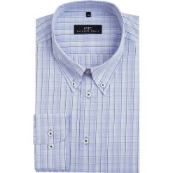 Koszula BIAGIO slim 16-08-01. Czarne koszule męskie na spinki marki TOM TAILOR DENIM, l, z bawełny, button down, z długim rękawem. Za 229,00 zł.