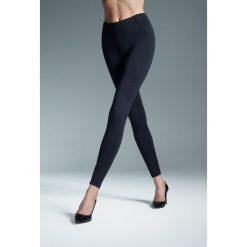 Bryczesy damskie: GATTA Spodnie damskie Skinny Hot Black r. XS