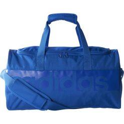 Torby podróżne: Adidas TORBA  TIRO S BS4757 niebieska (75385)