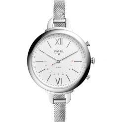Fossil Q ANNETTE Zegarek silvercoloured. Szare zegarki damskie Fossil Q. W wyprzedaży za 629,30 zł.