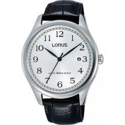 Zegarek Lorus Zegarek Lorus RS921X9 Męski Klasyczny WR 50M Datownik. Szare zegarki męskie Lorus. Za 232,99 zł.