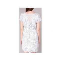 Sukienki krótkie Vila  VICAVA. Białe sukienki mini marki Vila, s, z krótkim rękawem. Za 143,20 zł.